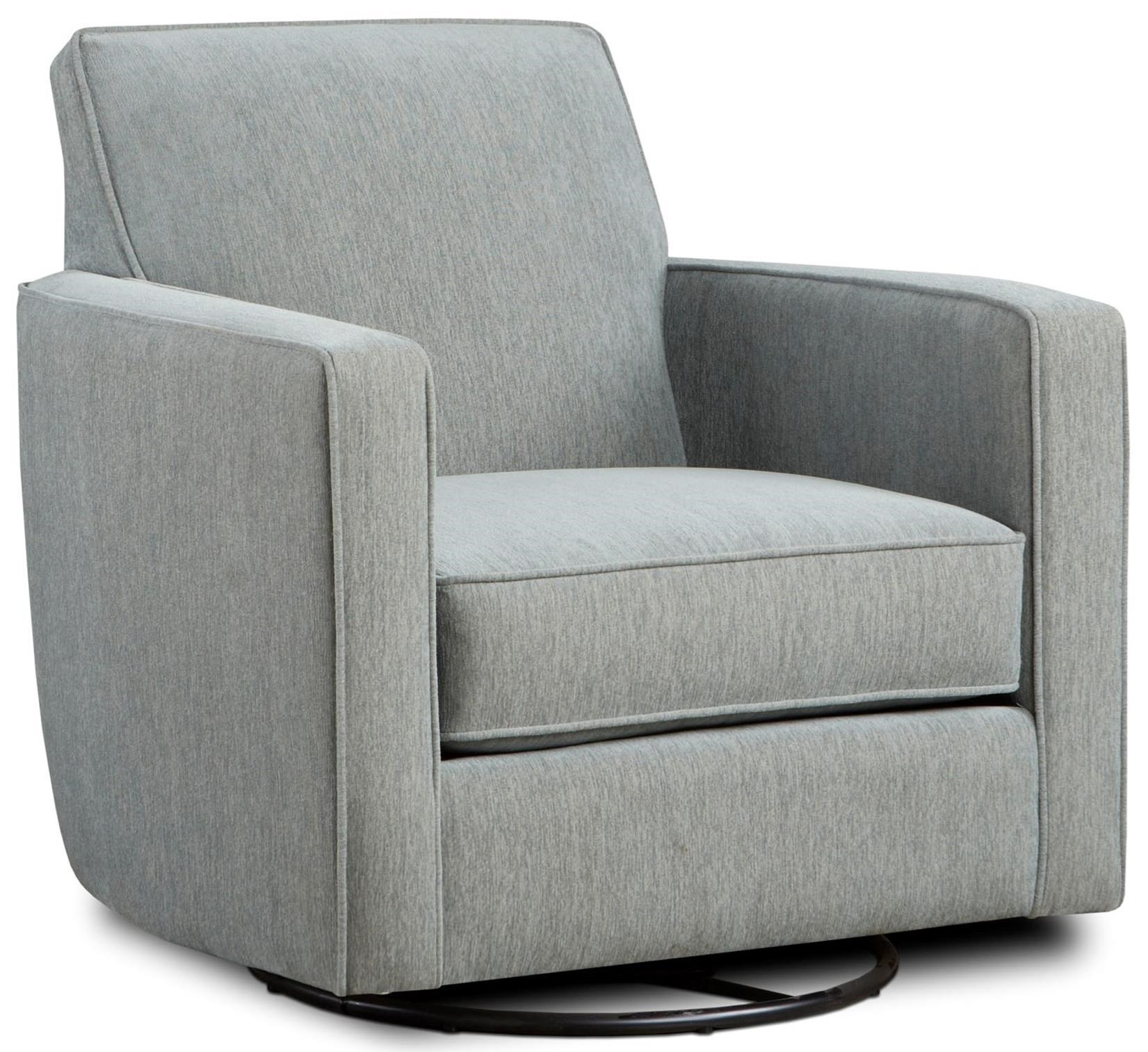 Swanky furniture Fusion Furniture 402gswivel Glider Colders Fusion Furniture 402g Contemporary Swivel Glider With Track Arms