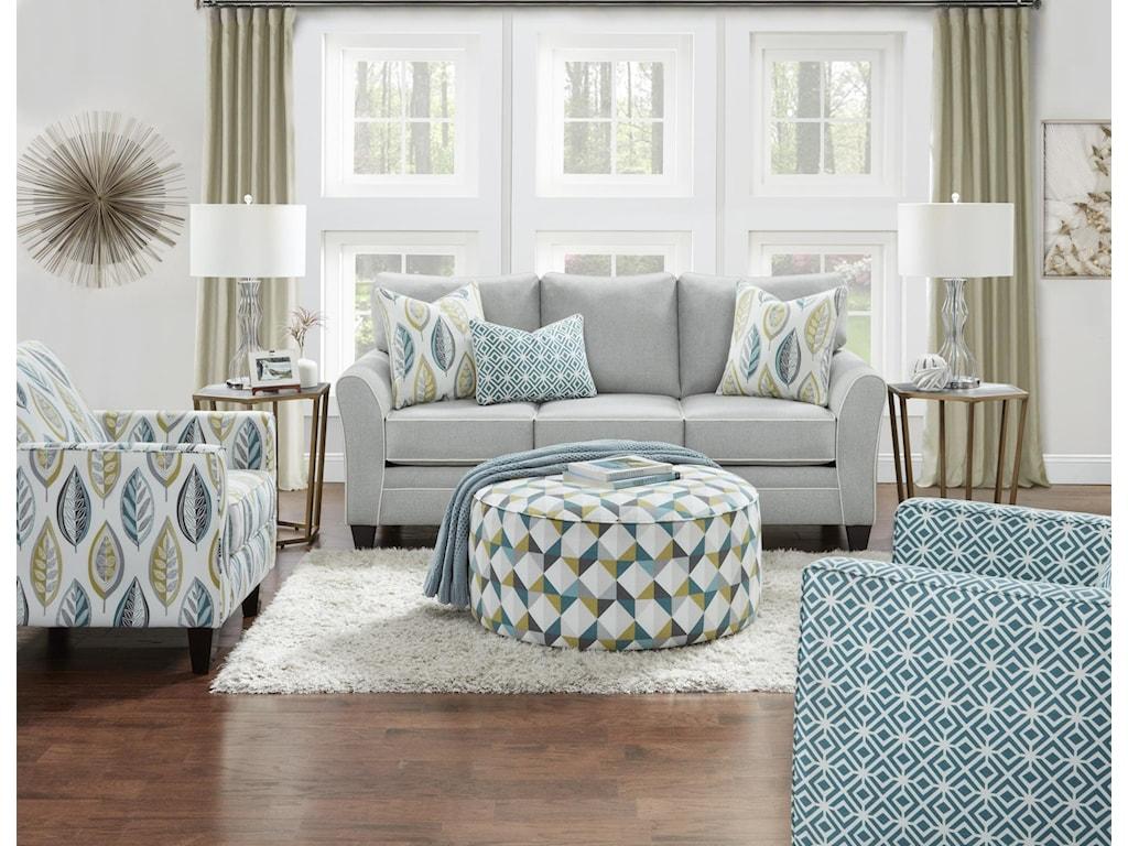 Fusion Furniture 41CW-00KPLiving Room