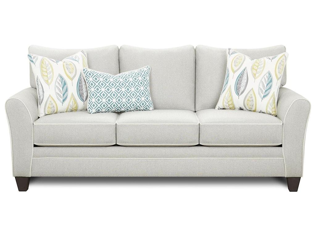Fusion Furniture 41CW-00KPSleeper Sofa