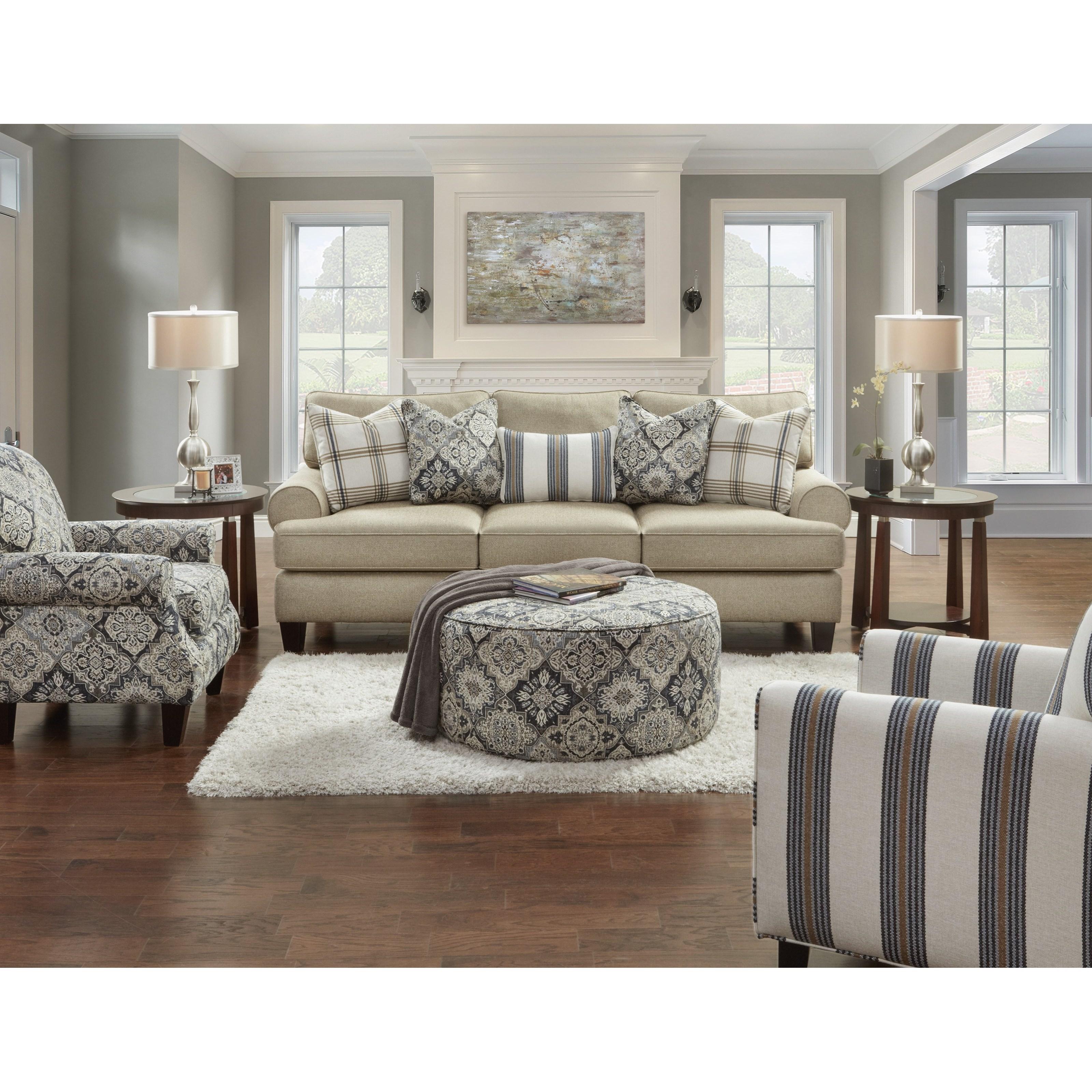Fusion Furniture 4200Sofa; Fusion Furniture 4200Sofa