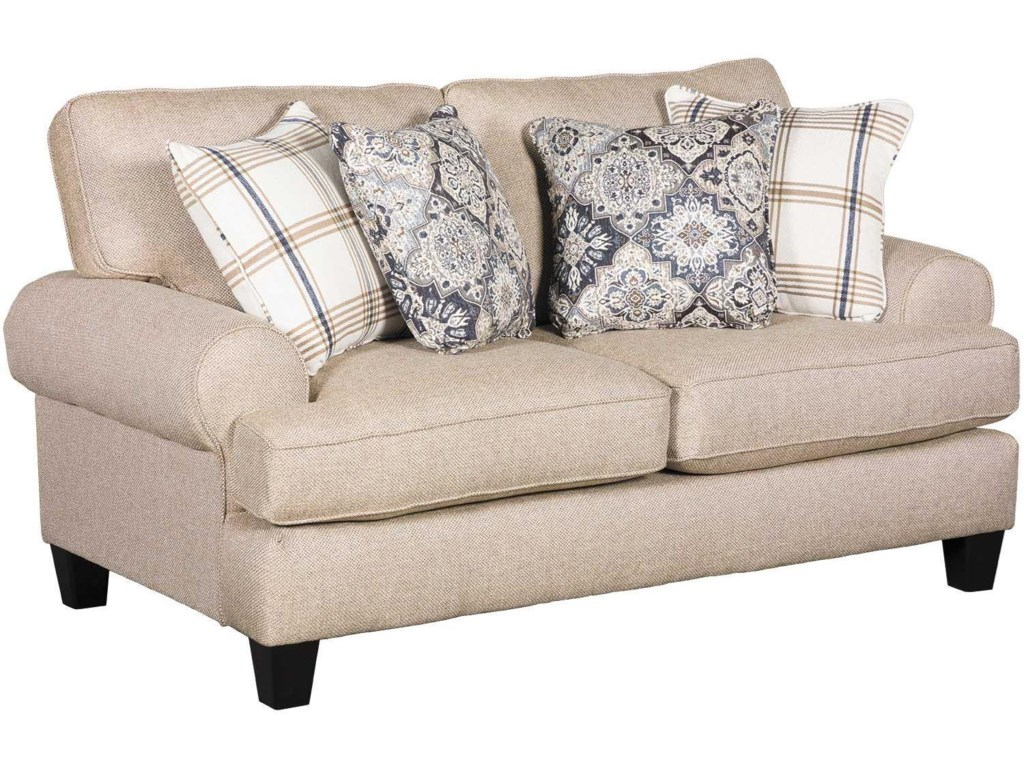 Fusion Furniture 4200Loveseat