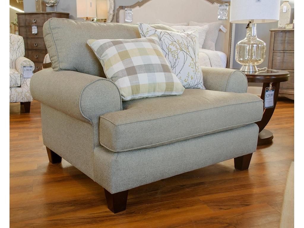 Fusion Furniture Boho BirchChair & a Half