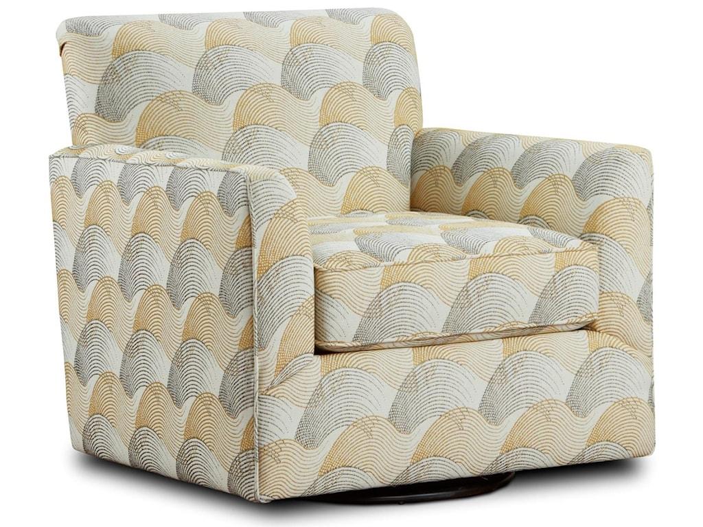 Fusion Furniture 422-SSwivel Chair