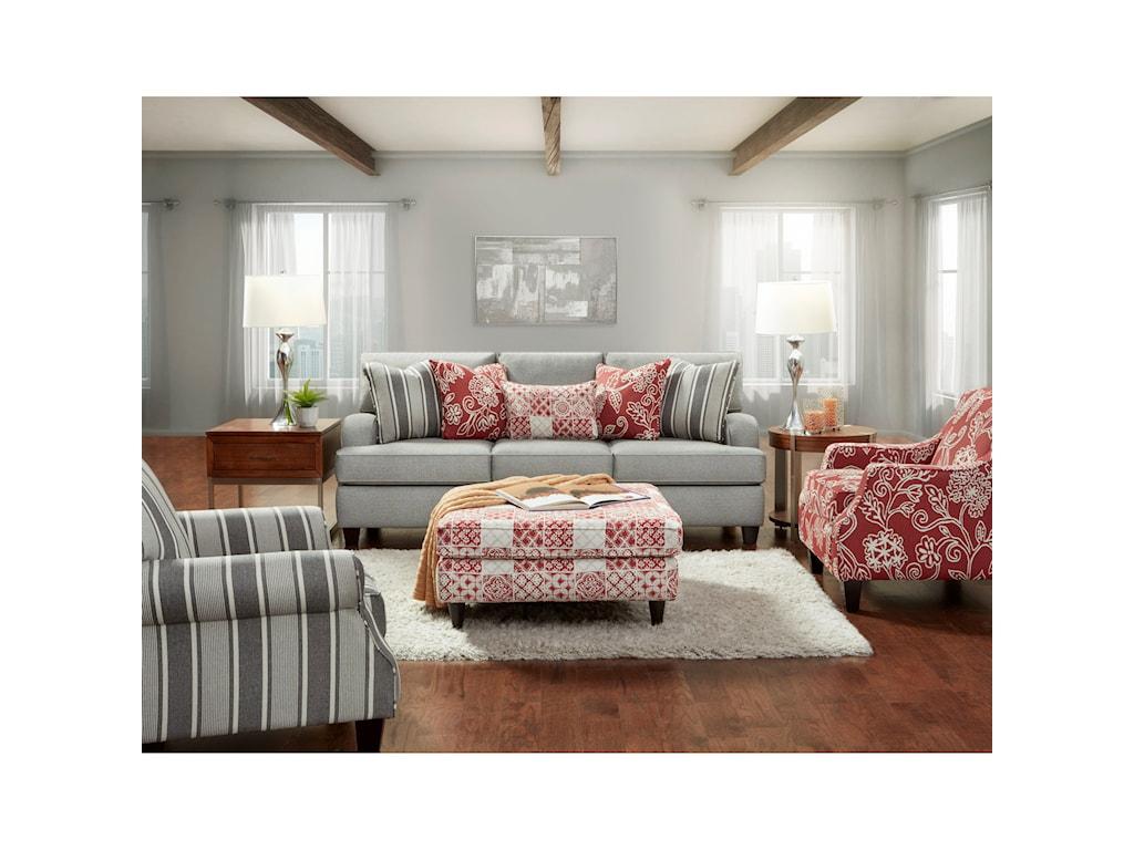 VFM Signature 4250Stationary Living Room Group