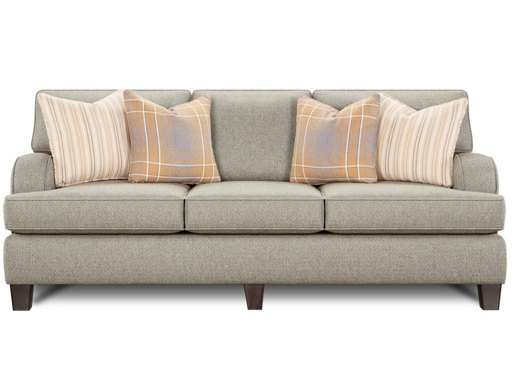 Fusion Furniture 4250Sofa