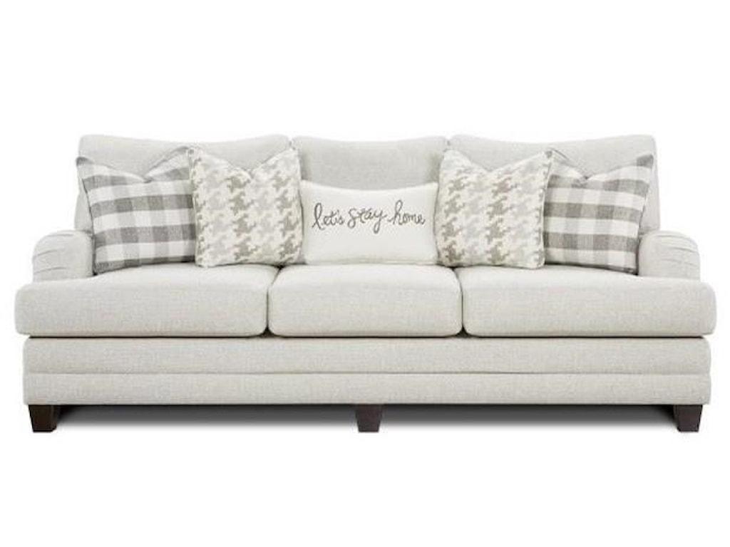 Fusion Furniture 4480-KPStationary Living Room Group