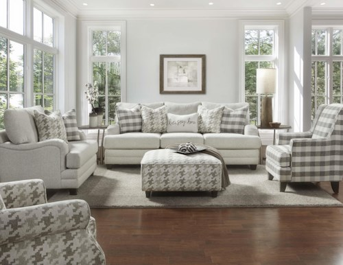 Fusion Furniture 4480 Group Shot