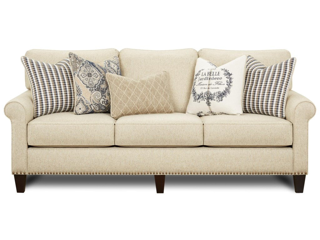 Fusion Furniture 47-00Sofa