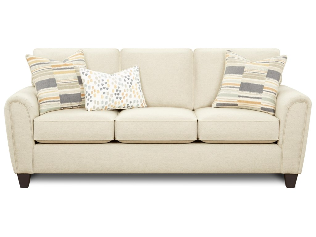 Fusion Furniture 49-00Sofa