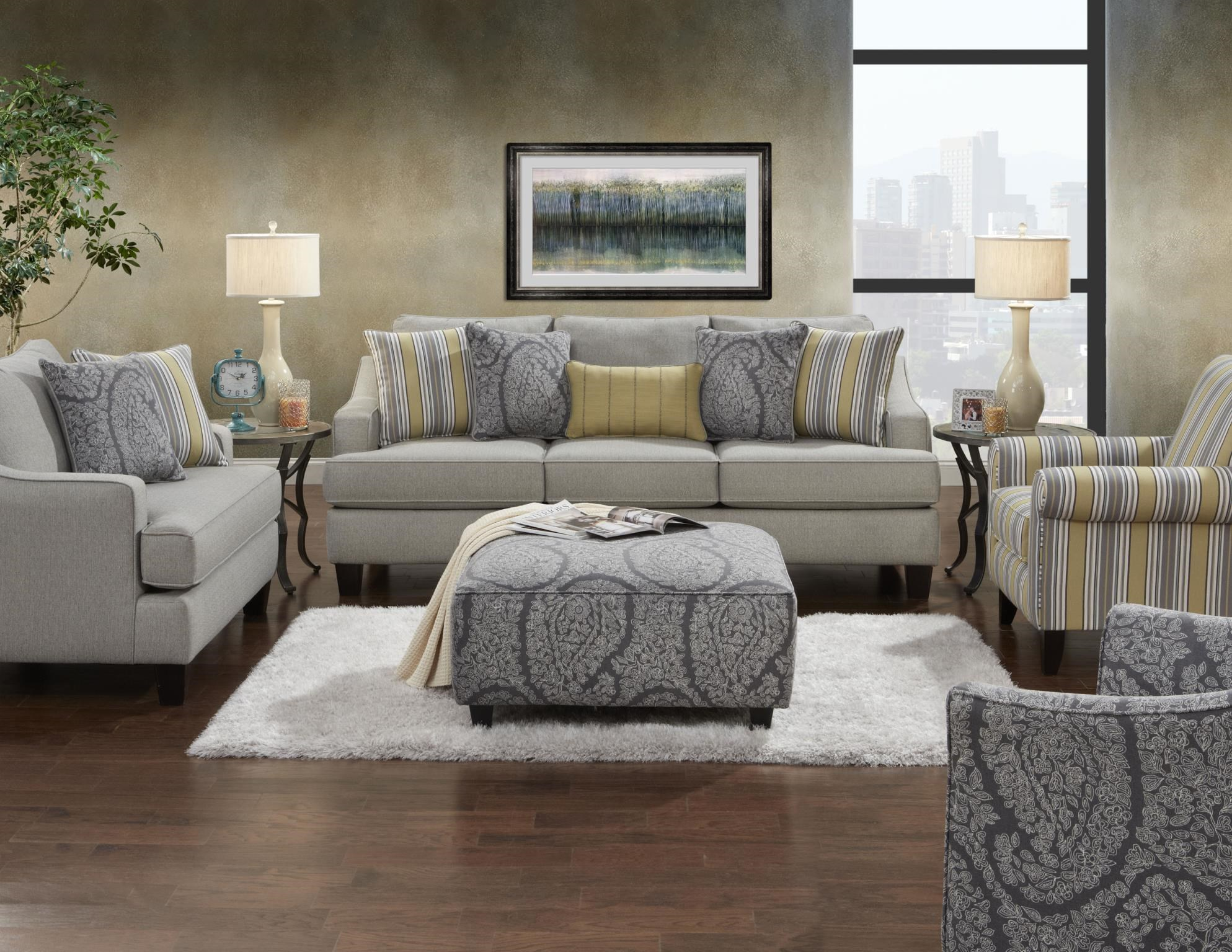 Latest Fl Print Fabric Sofas Sofa Designs Ideas Pictures With Printed