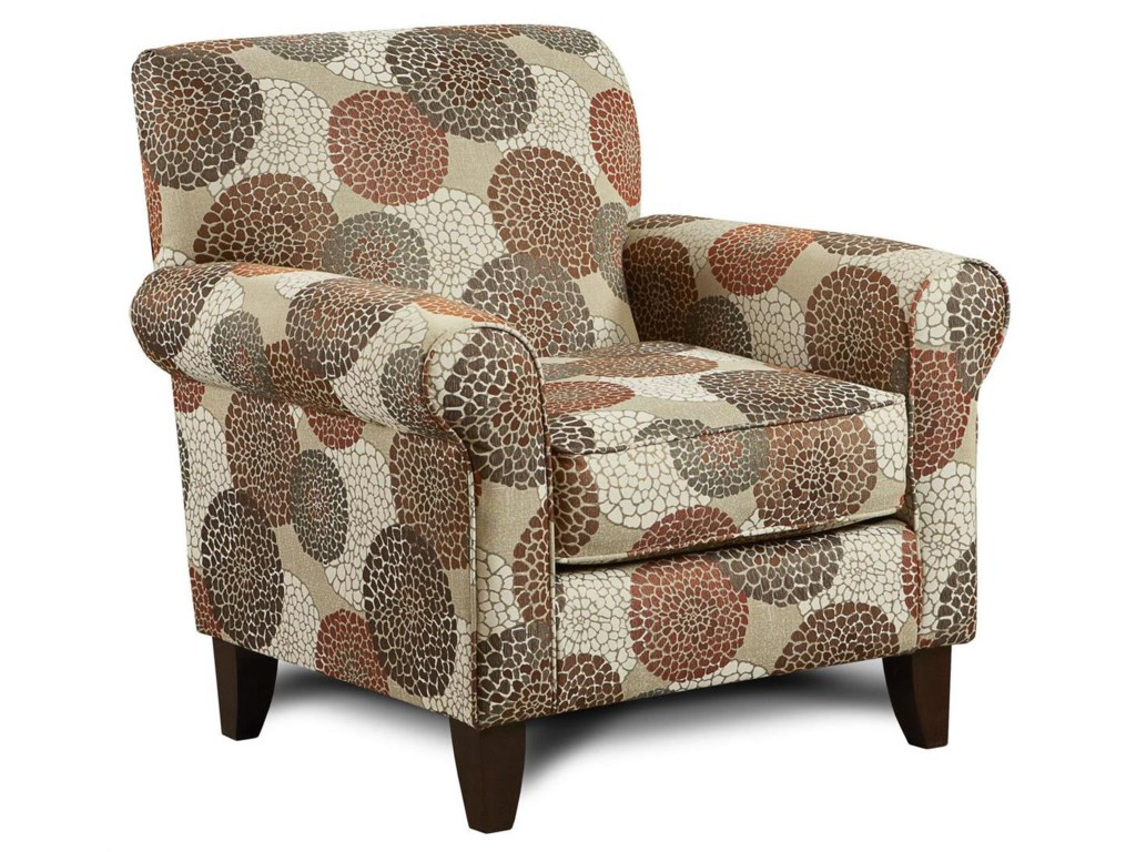 Fusion Furniture 502Accent Chair