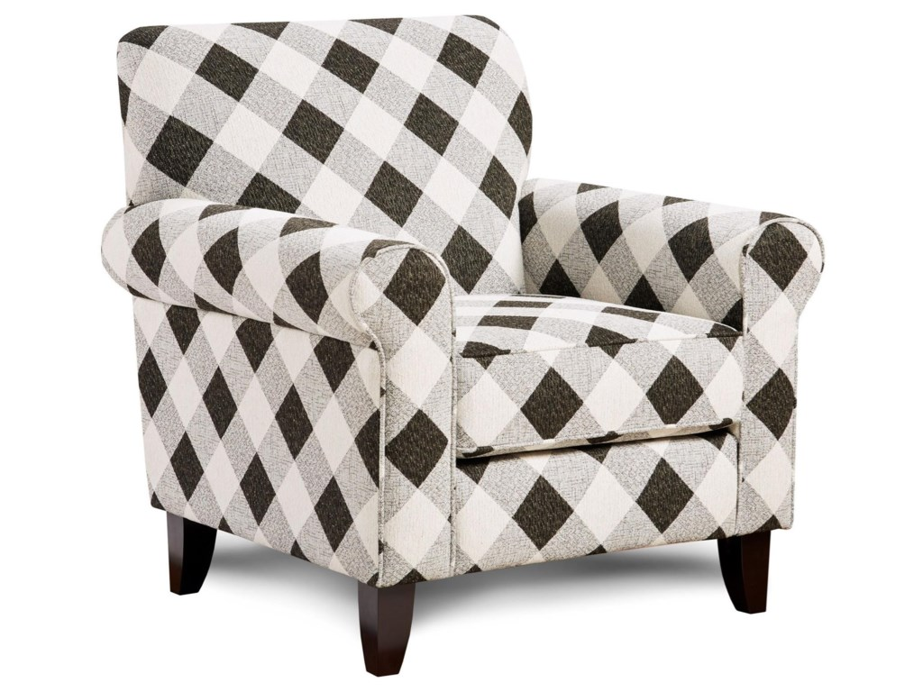 Haley Jordan 512Accent Chair