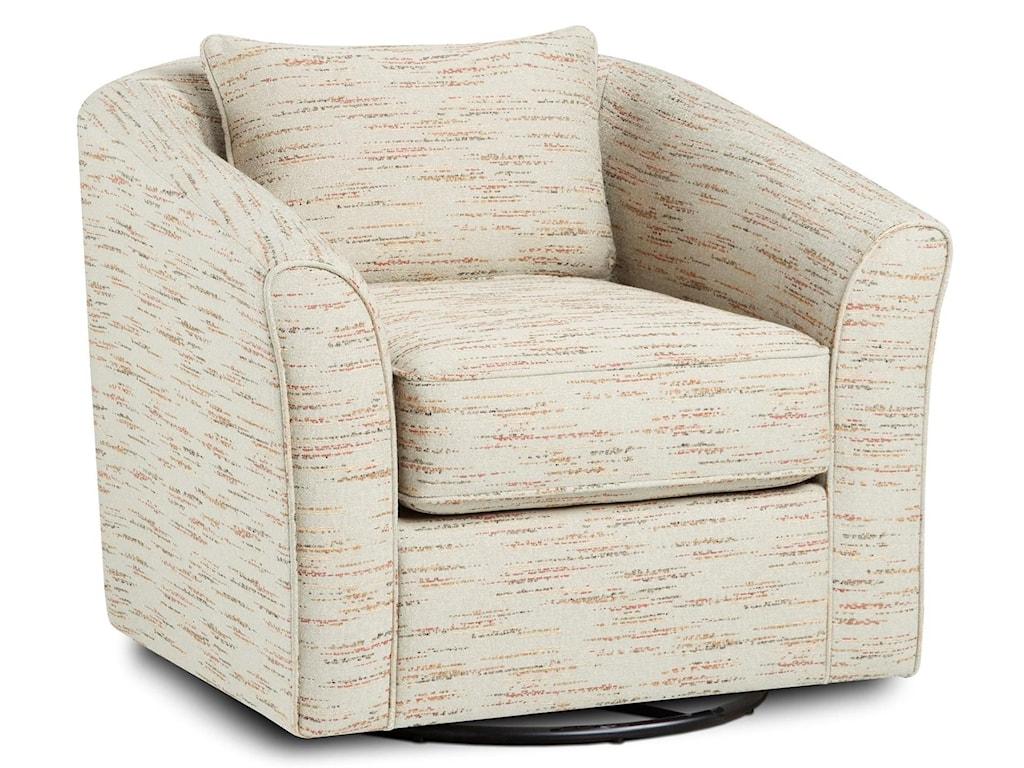 Fusion Furniture 53-02Swivel Chair