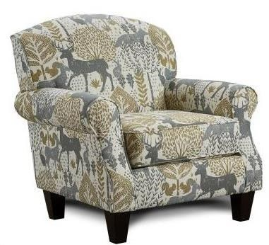 Fusion Furniture 532Accent Chair