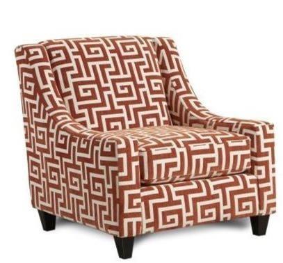 Haley Jordan 552Accent Chair