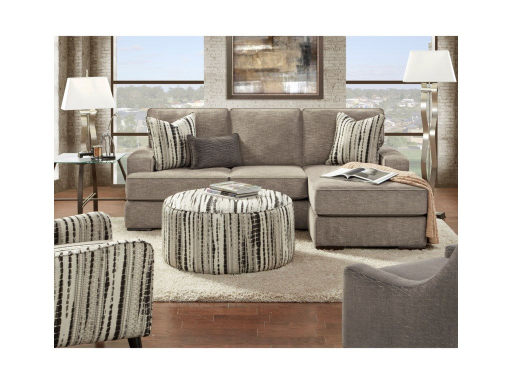 Fusion Furniture 552Accent Chair