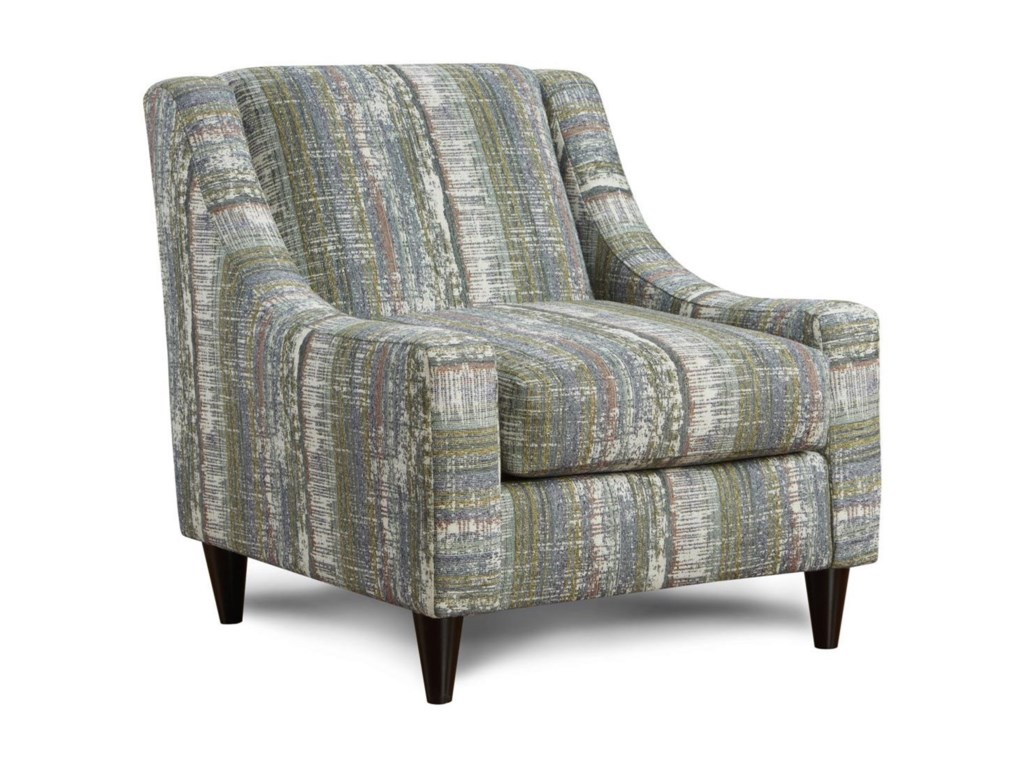 Haley Jordan 592Accent Chair