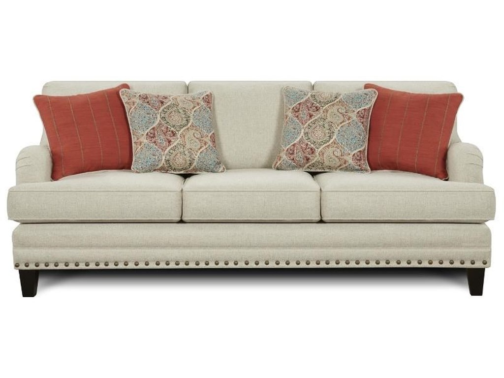 Fusion Furniture 5960Sofa