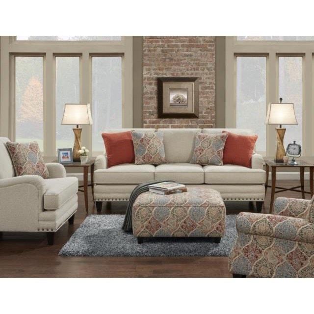 Fusion Furniture 5960Sofa