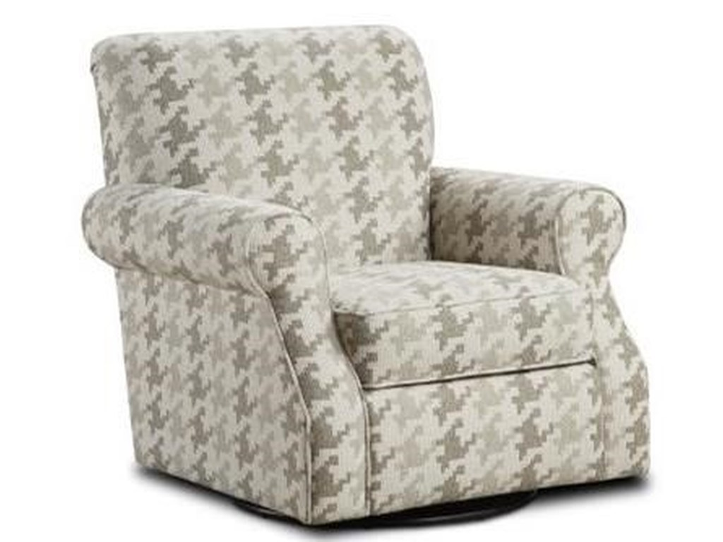 VFM Signature 602Swivel Accent Chair