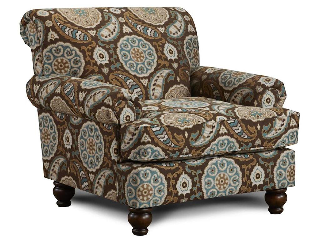 Fusion Furniture 622Chair