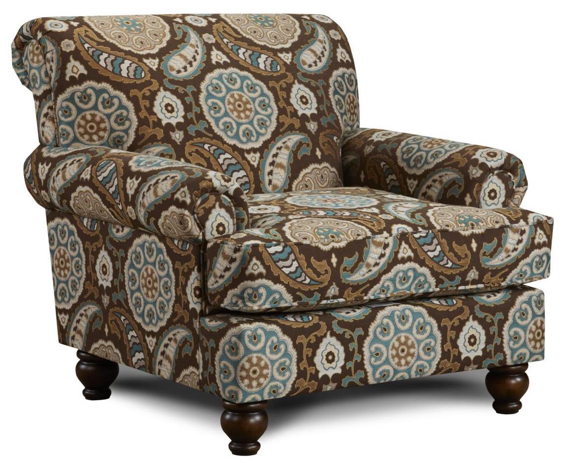 Superbe Fusion Furniture 622Chair ...