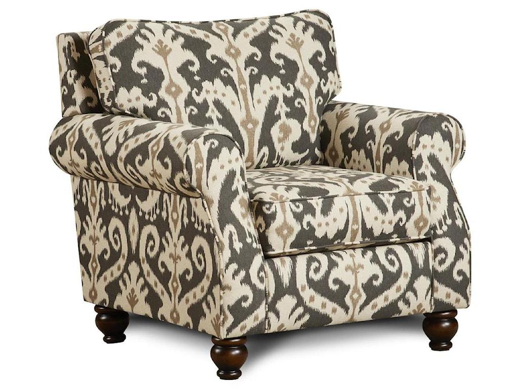 Fusion Furniture 652Chair