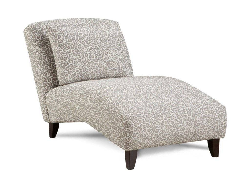 Fusion Furniture 708Chaise
