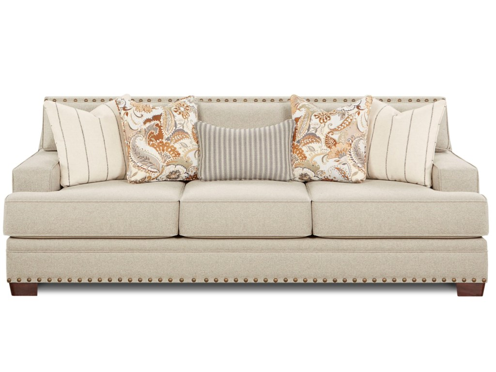 Fusion Furniture 8700Sofa