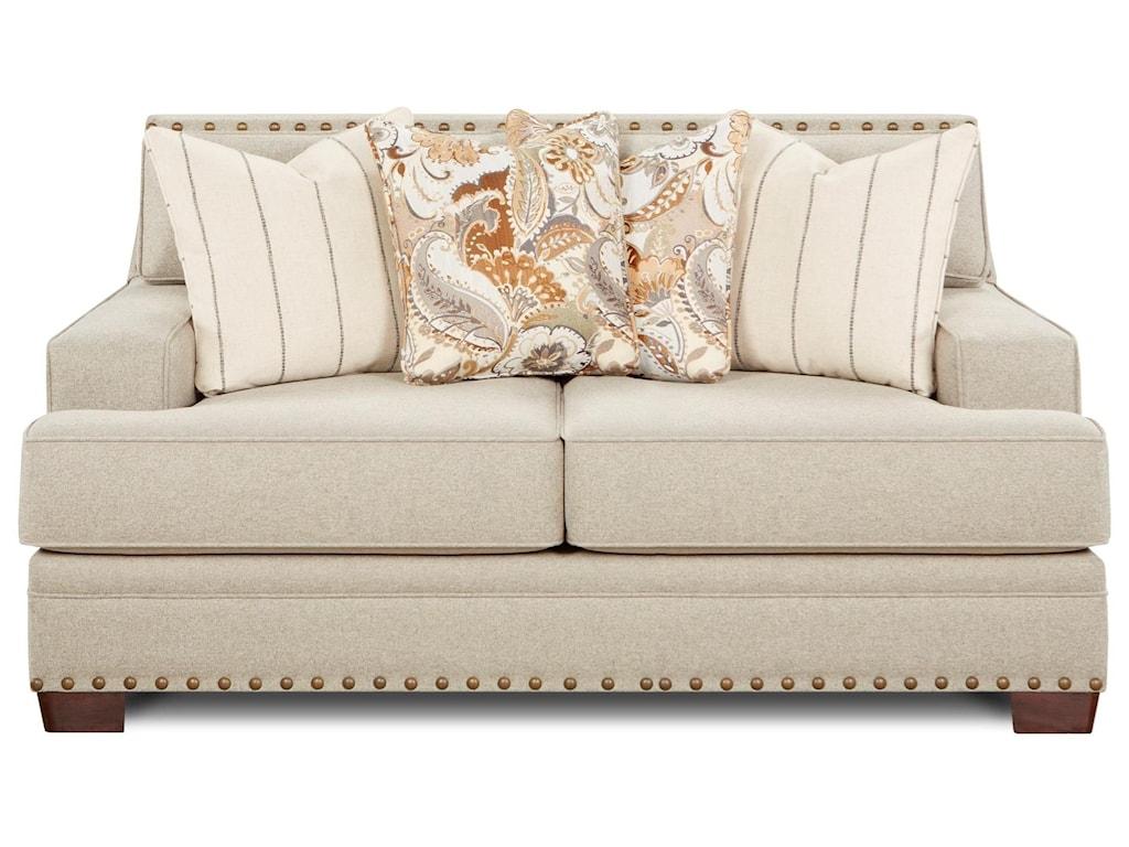 Fusion Furniture 8700Loveseat