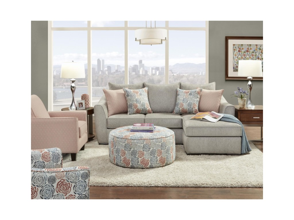 Fusion Furniture 9770Living Room Group