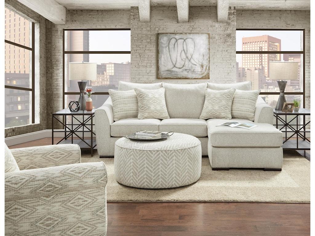 Fusion Furniture 9778Sofa