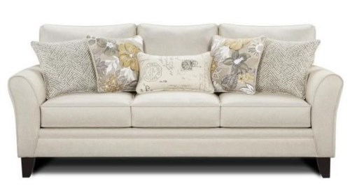 Powell S V I P 4850 Sofa With Flared Arms And Loose Back Cushions