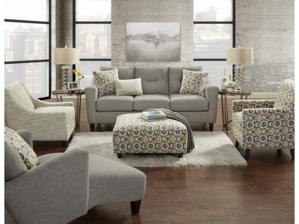 Fusion Furniture 82108210 Dillst Mica Group