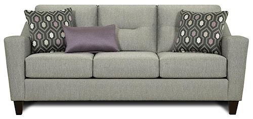 Fusion Furniture 8210 Contemporary Sofa