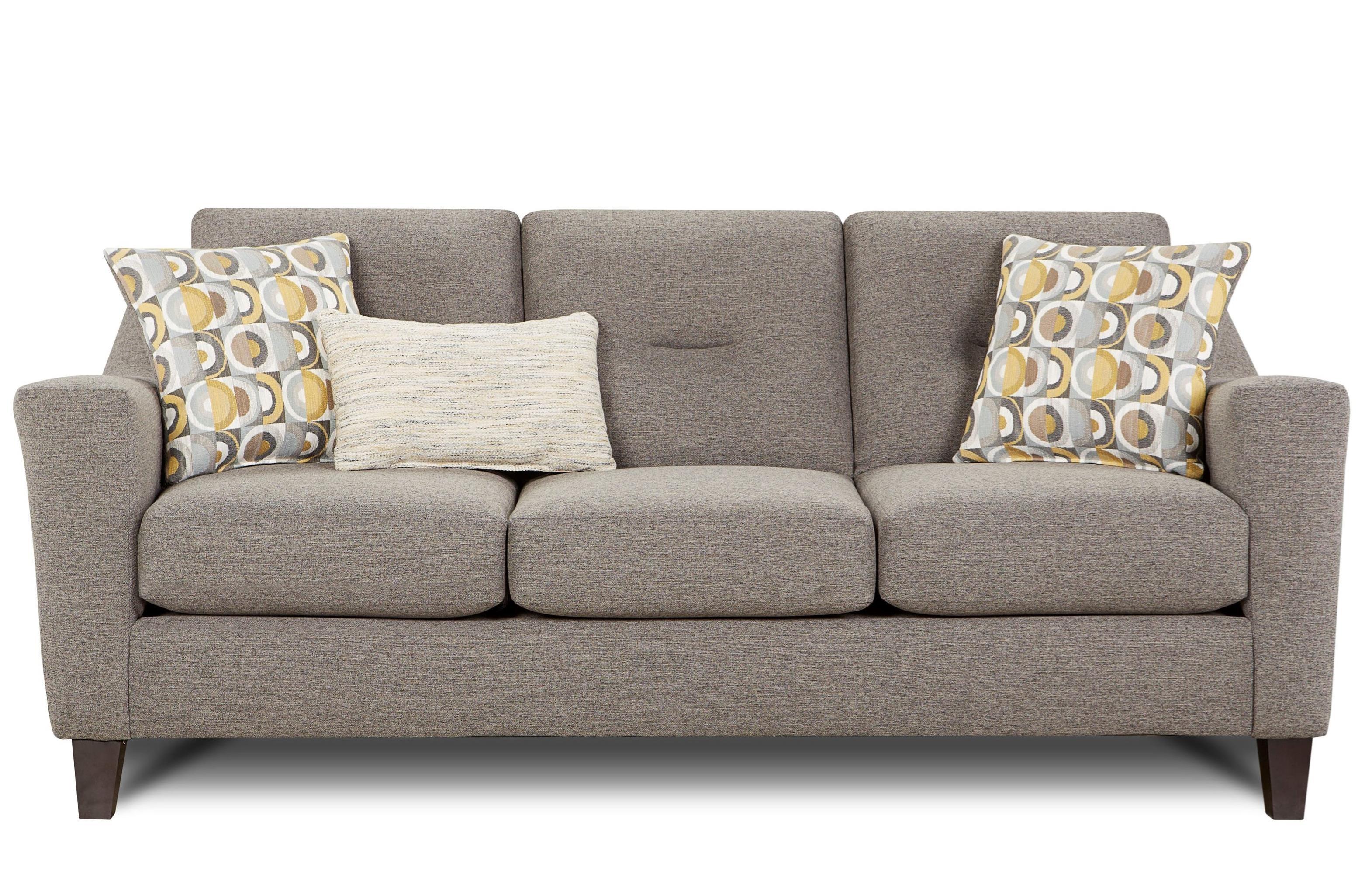 8210 Contemporary Sofa By Haley Jordan