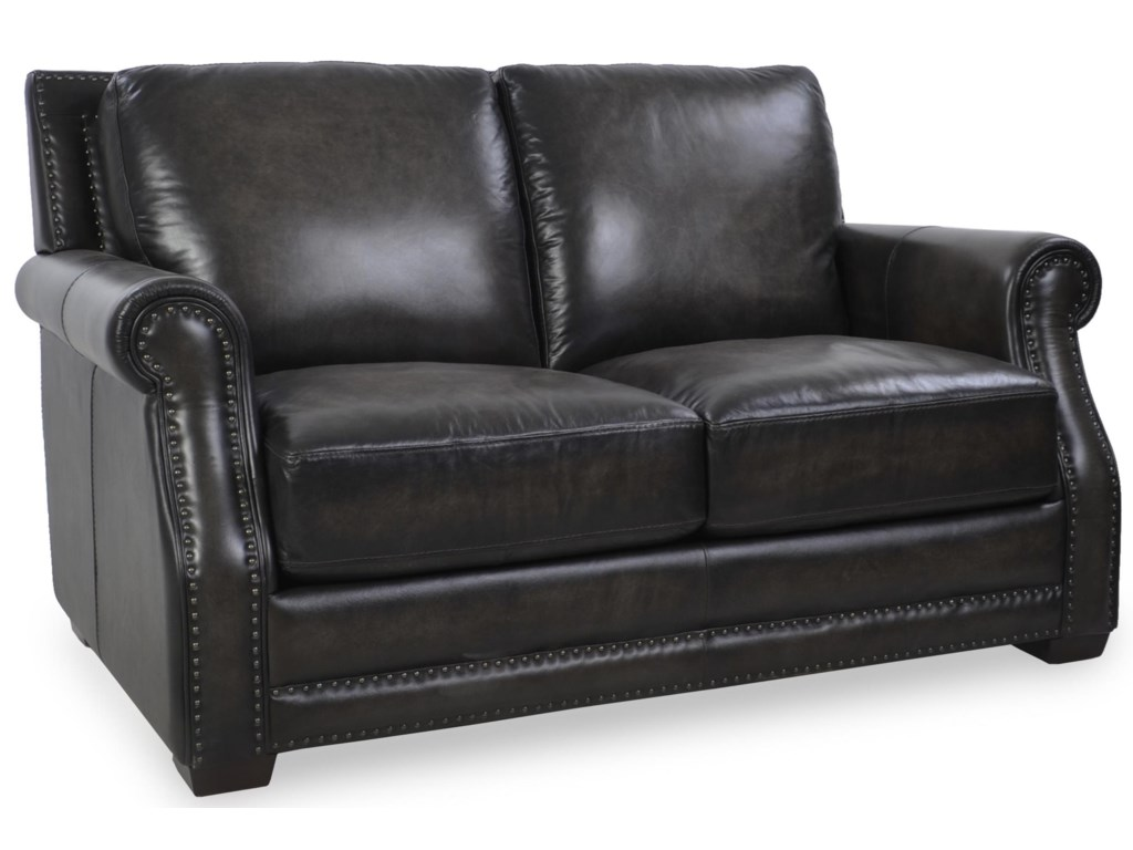Futura Leather 10030Loveseat