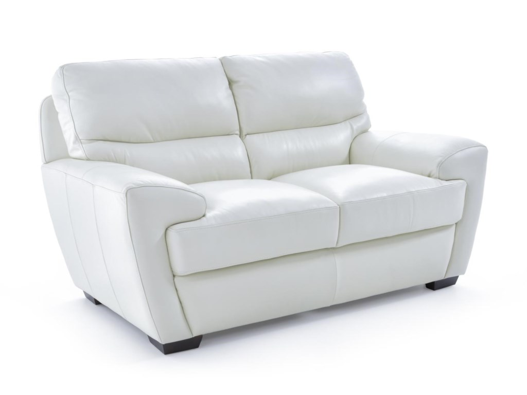 Futura Leather 10131Loveseat
