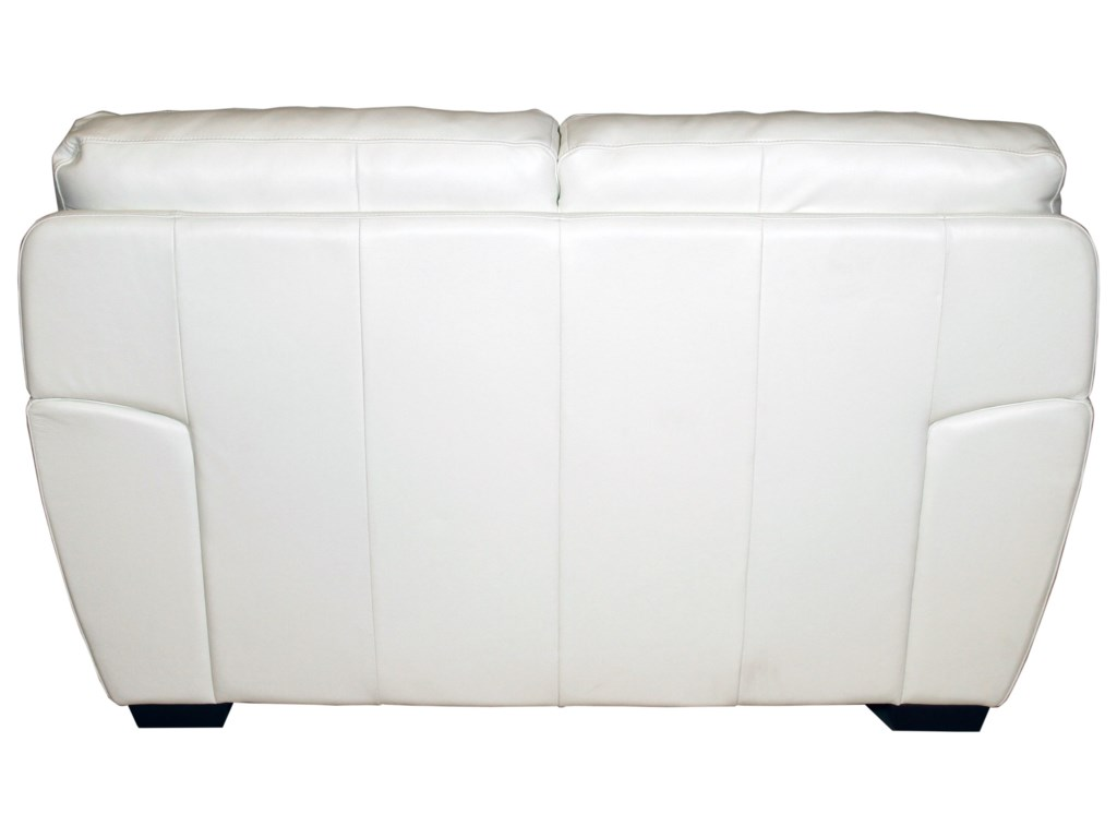 Futura Leather  Loveseat