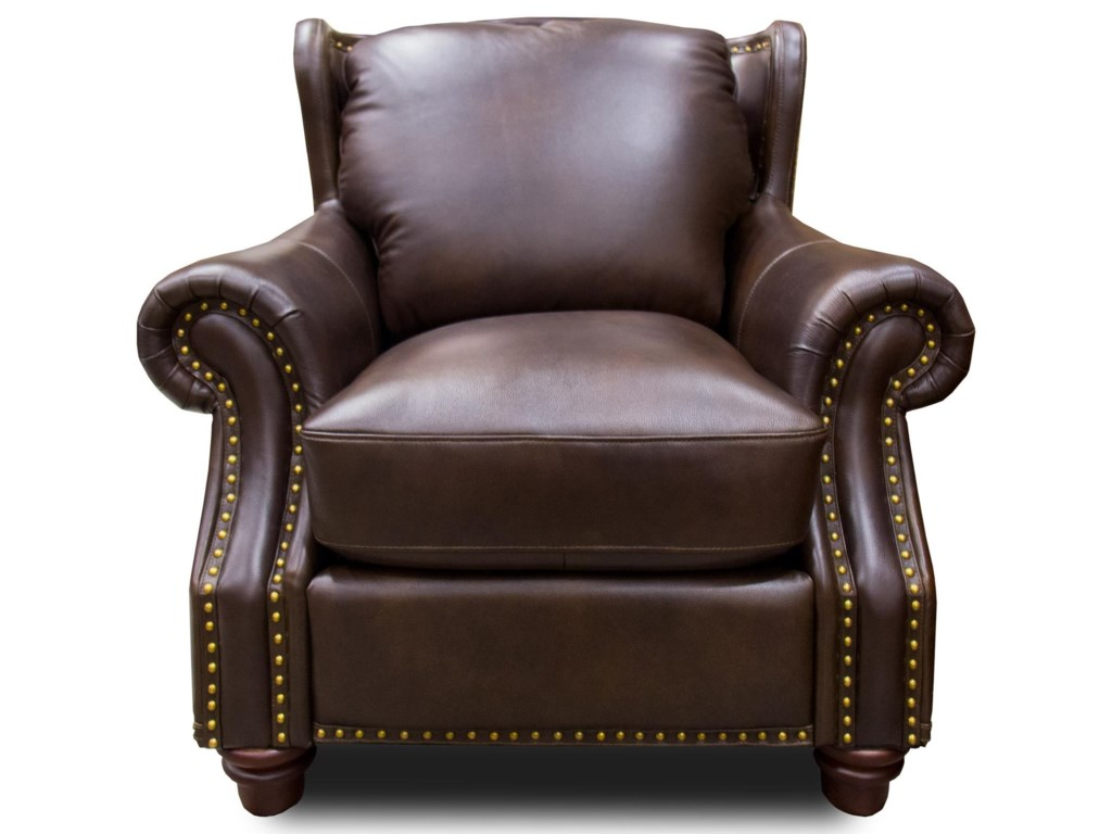 Futura Leather Rancho MountainLeather Chair