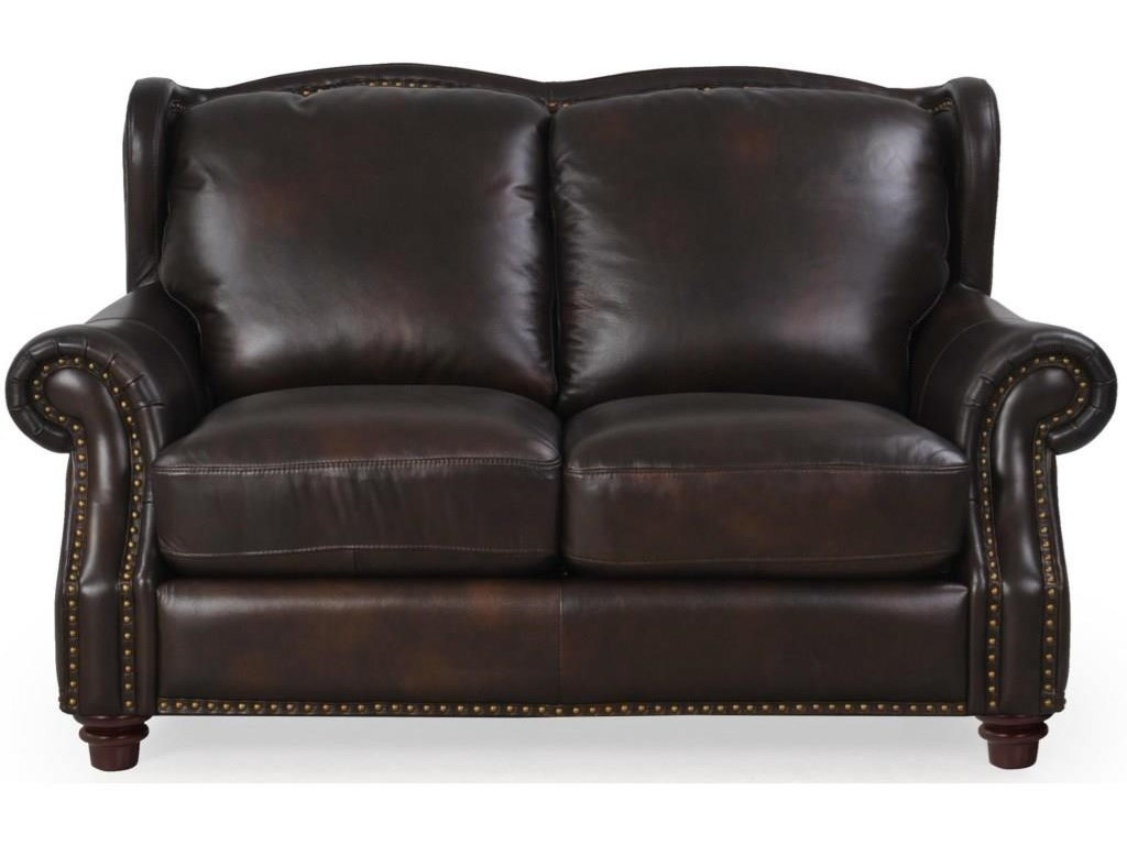 Futura Leather Rancho Mountain Futu 7031 Loveseat 1431 S