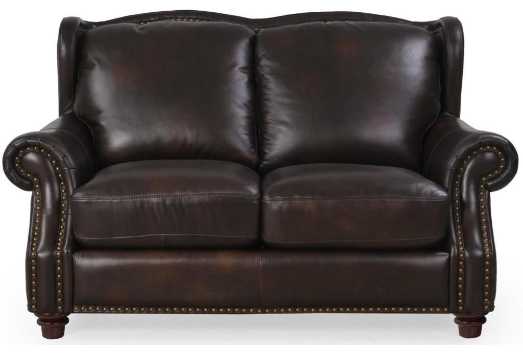 Futura Leather Rancho MountainLeather Traditional Loveseat