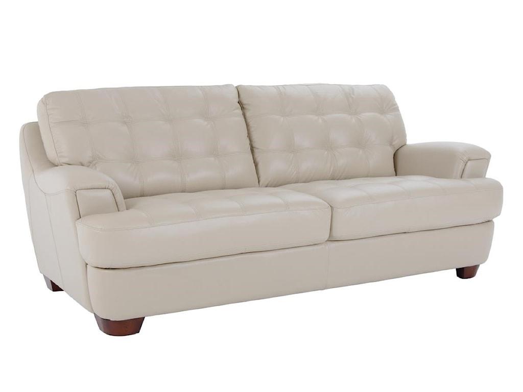 Futura Leather 7182Sofa