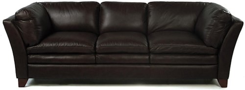 Loft Leather Pacific Sofa