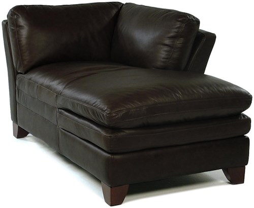 Loft Leather Pacific RAF Chaise