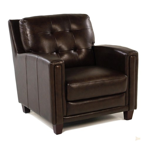 Loft Leather Winfield Leather Chair