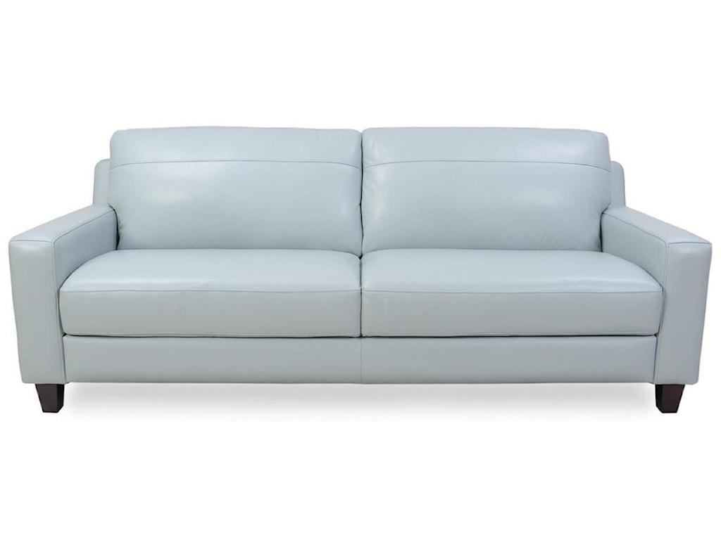 Futura Leather 8689Leather Sofa