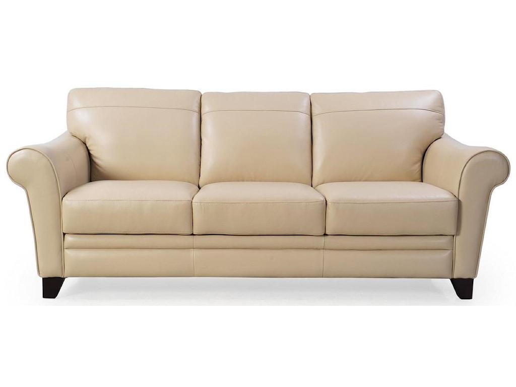 Futura Leather 8817Leather Sofa