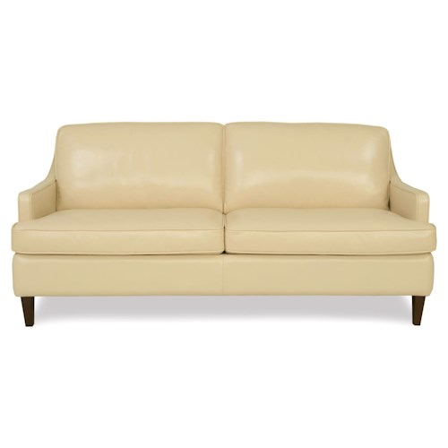 Loft Leather Ally Leather Sofa