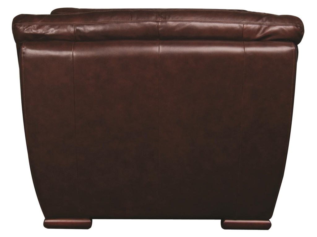 Austin Austin 100% Leather Chair
